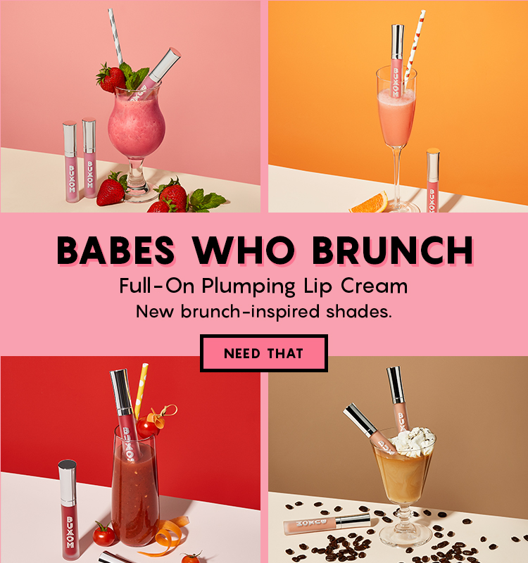 NEW Babes Who Brunch Full-On Lip Cream Collection