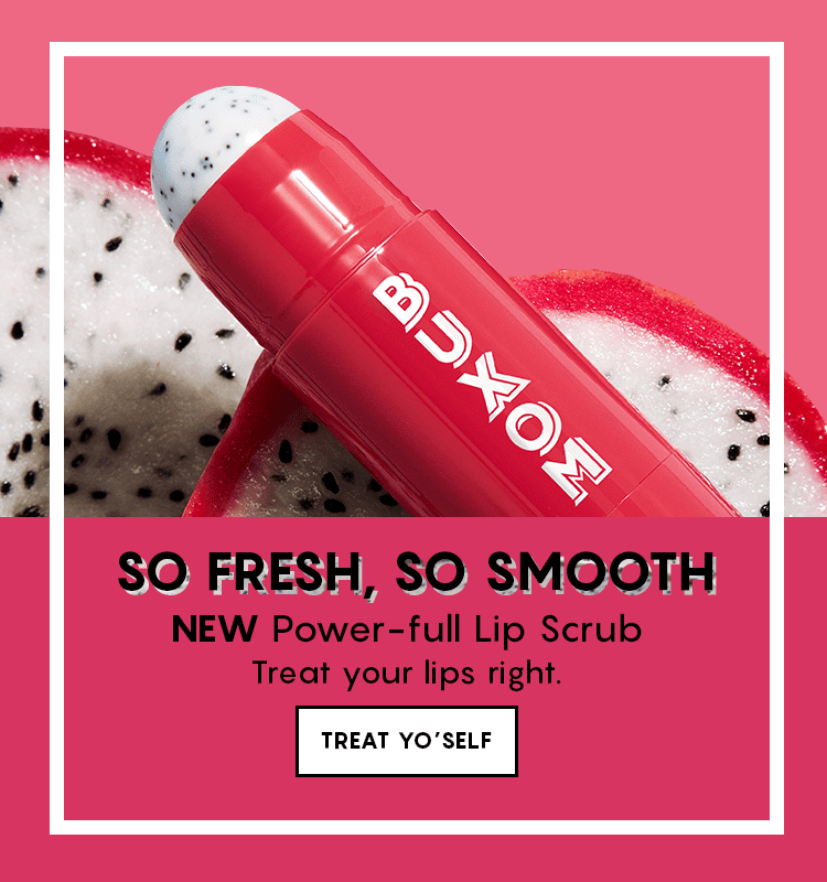 NEW Power-full Lip Scrub