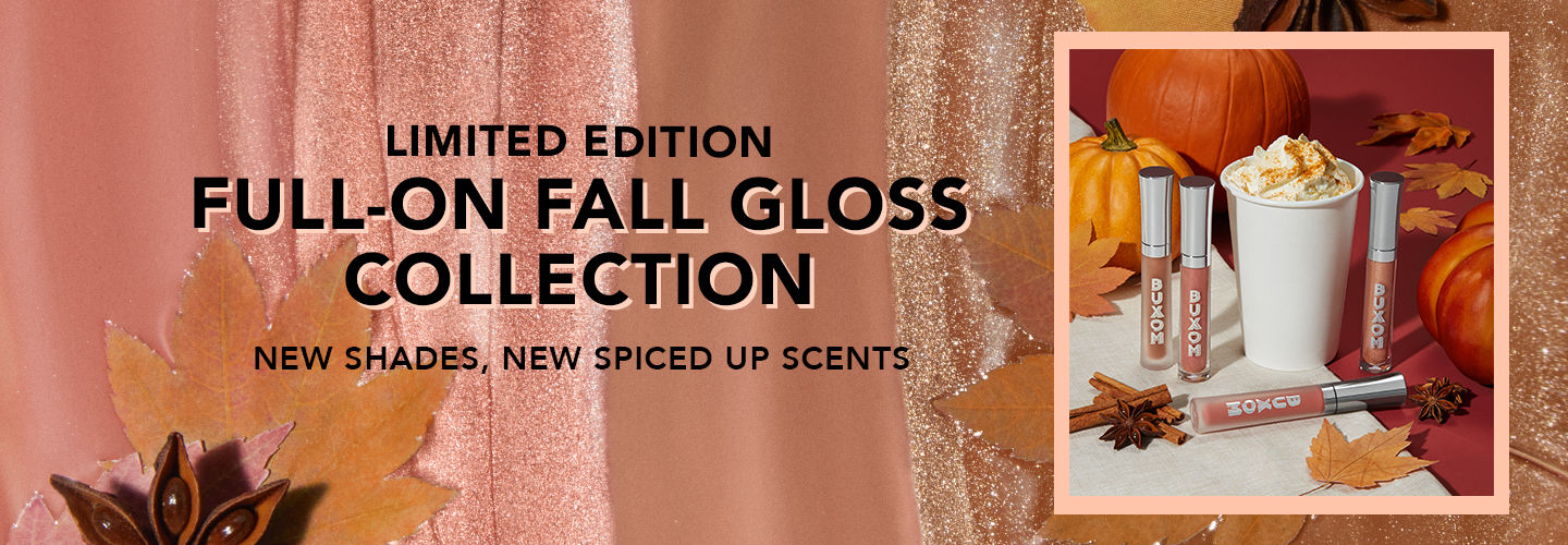 NEW Full-On Fall Gloss Collection