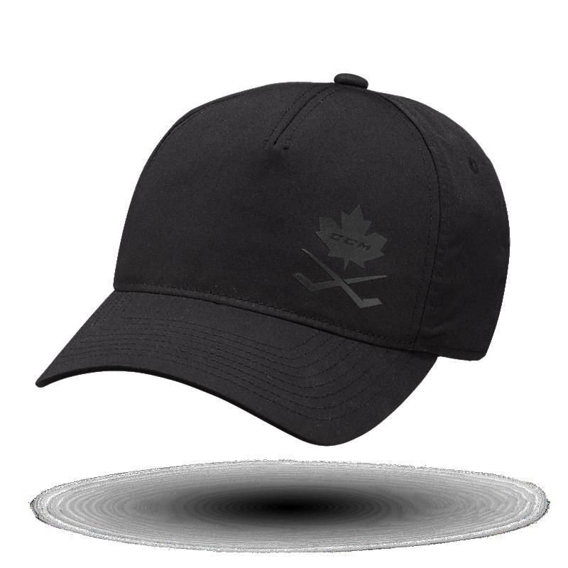 BlackOut Leaf Meshback Trucker Cap
