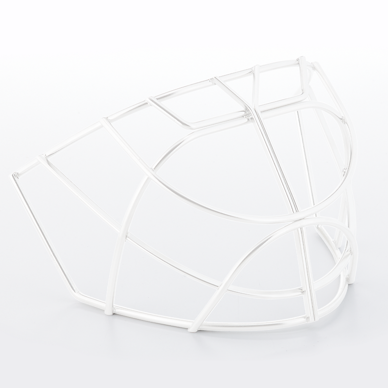 STAINLESS NCCE GOALIE CAGE SR