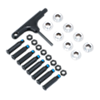 Roller Hockey Skate Replacement Hardware Youth