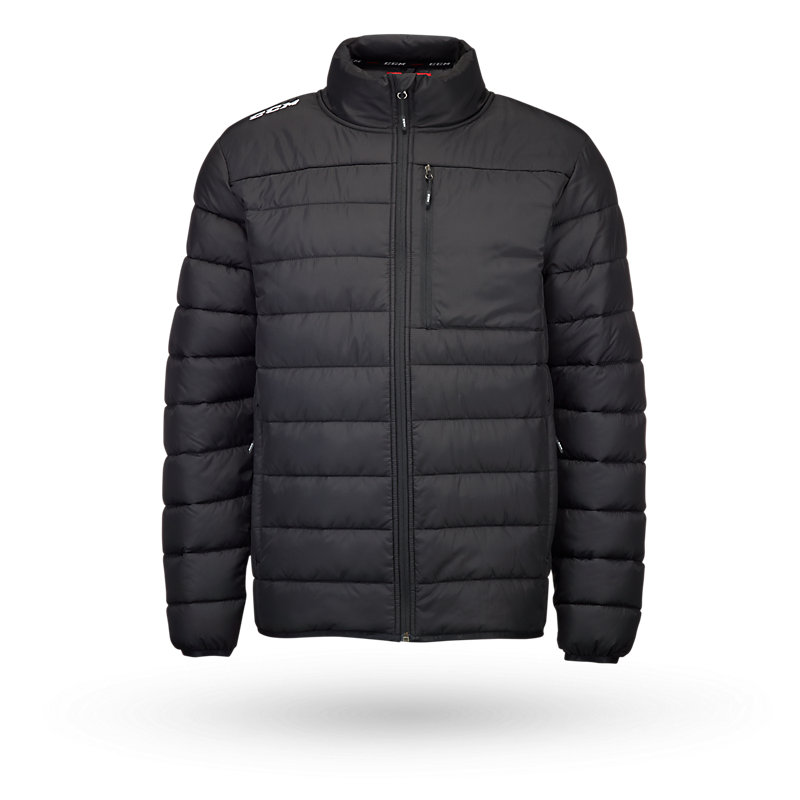 Team Quilted Winter Jacket Youth