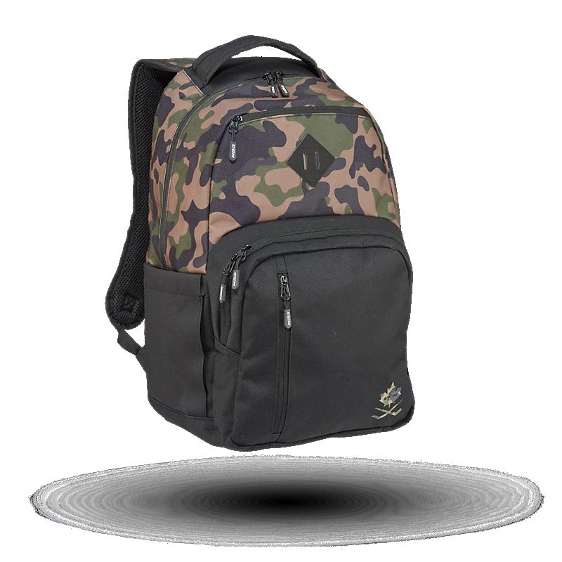 Camo backpack bag