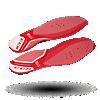 Orthomove Custom Support Hockey Insoles