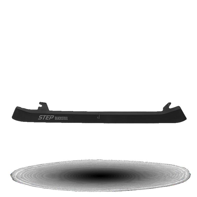 STEP BlackSteel XSG 3mm Goalie Skate Runners