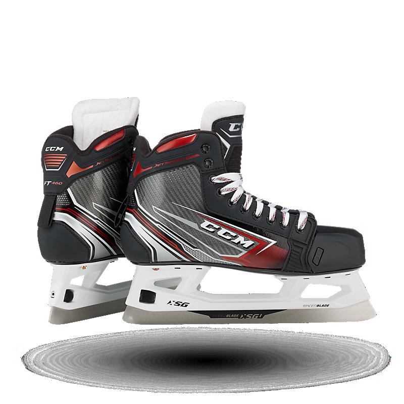 Jetspeed FT460 Goalie Skates Junior