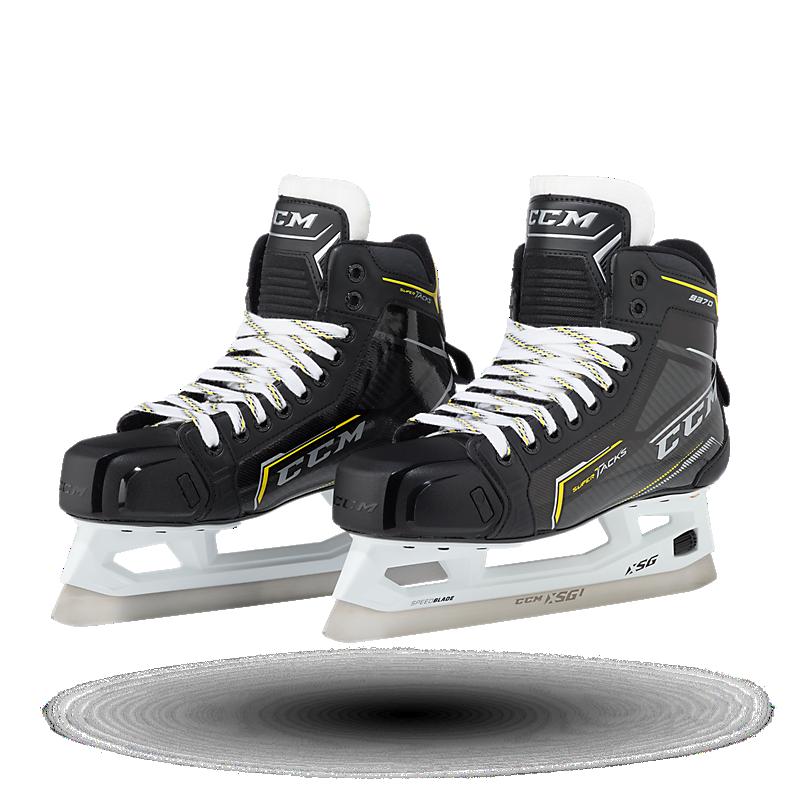 Super Tacks 9370 Goalie Skates Youth