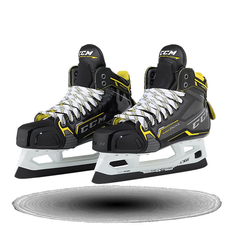 Super Tacks AS3 Pro Goalie Skates Senior
