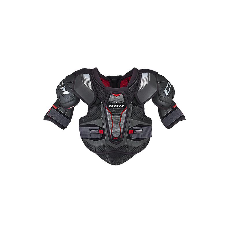 Jetspeed FT1 Shoulder Pads Senior