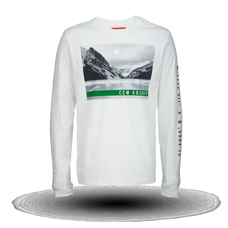 Nostalgia Long Sleeve Shirt Adult