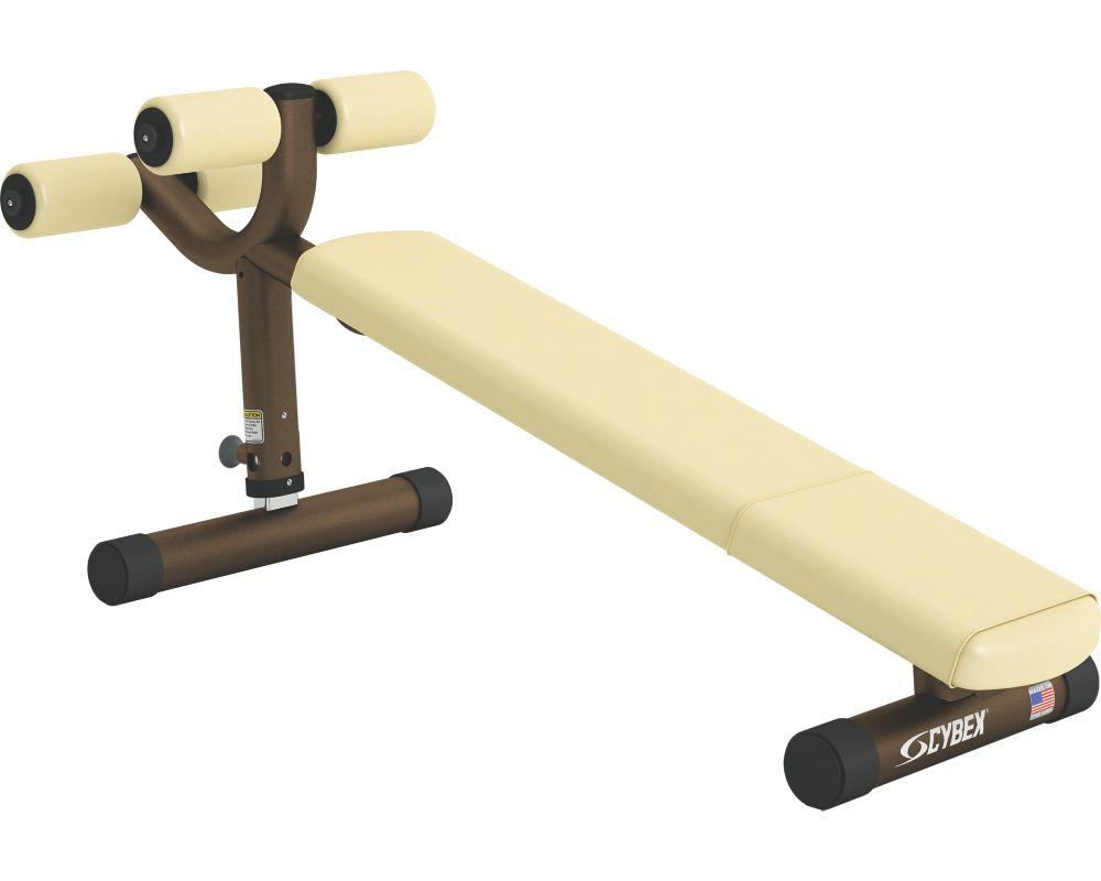 Adjustable Decline Bench Cybex