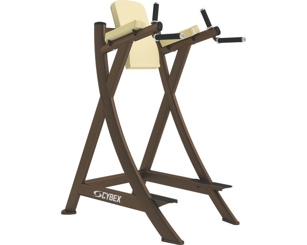 The Captains Chair Leg Raise
