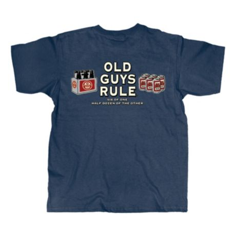 Old Guys Rule Six Of One T Shirt Cabela S Canada
