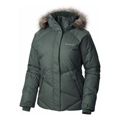25f4b4e748292 Mouse over image for a closer look. Columbia® Women s Lay D Down™ Jacket – Plus  Size ...