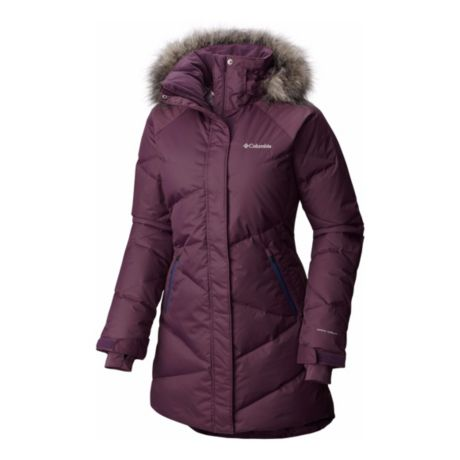 Columbia® Women's Lay D Down™ Mid Jacket | Cabela's Canada