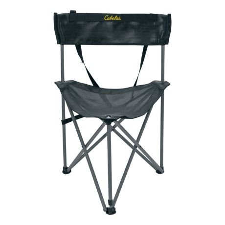 Cabela's Comfort Max Folding Blind Chairs - Tripod