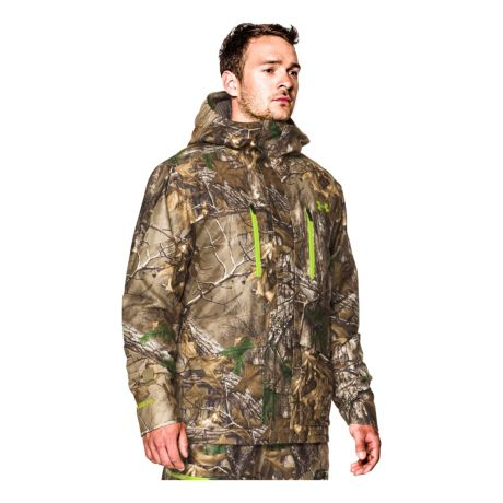 42ffe491cb3ee Mouse over image for a closer look. Under Armour® Storm GORE-TEX® Scent  Control Insulator Jacket ...