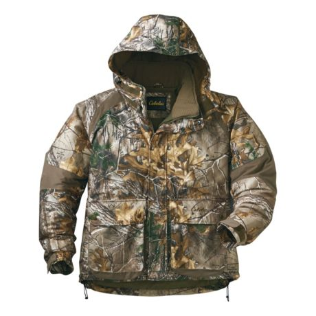 Cabela's 10-Point™ Dry-Plus® Jacket - Realtree XTRA/Brown
