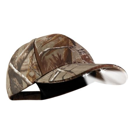 POWERCAP 25/10 Lighted Baseball Cap - Realtree AP-Xtra