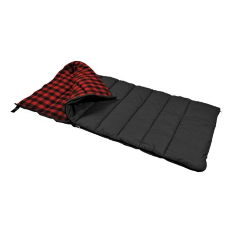 Boulder Creek Oversized Cotton Canvas 18 C Sleeping Bag