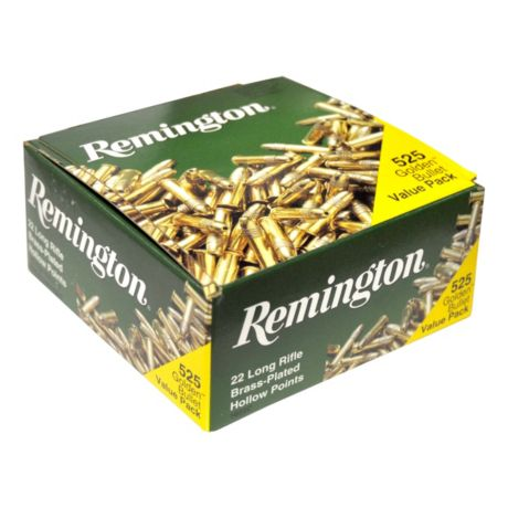 Remington® Golden Bullet .22 LR 525 Value Pack
