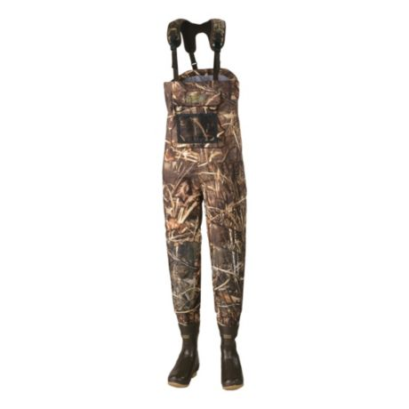 Cabela's Women's Breathable Hunting Chest Waders with 4MOST DRY-PLUS® - Realtree MAX-5