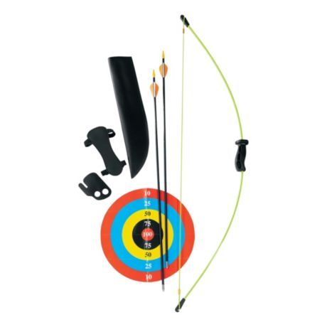 Bear® Archery Youth 1st Shot Bow Set - Green