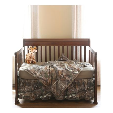 Carstens Camo Crib Set - Realtree AP