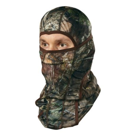 Cabela's Ultimate Mesh Full-Face Hood - Mossy Oak Break Up Country