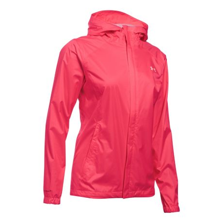 19e45dbdf Under Armour® Women's Bora Jacket - Perfection/Ballet Pink. Use + and -  keys to zoom in and out, arrow keys move the zoomed portion of the image