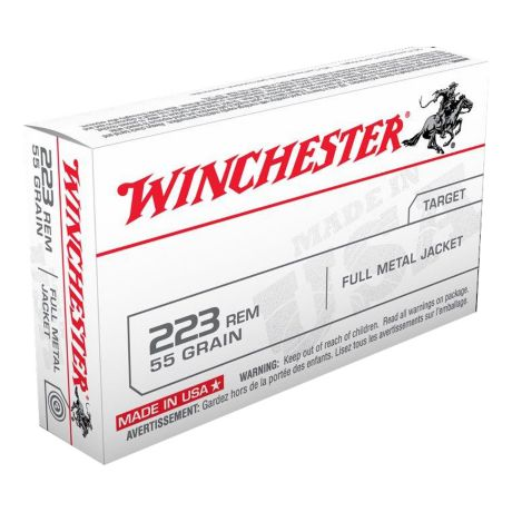 Winchester USA Centerfire Rifle Ammunition - .223 Remington