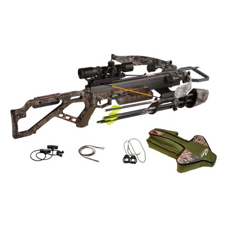 Cabela's Canada Exclusive Excalibur Micro 335 Crossbow Value Package