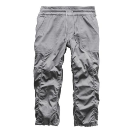 The North Face® Women's Aphrodite Capri - TNF Medium Grey Heather