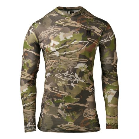 b2ef09fa0 Under Armour® Ridge Reaper® Forest Base Crew Long Sleeve Shirt ...