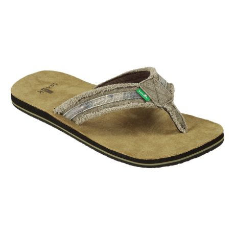 4509292b20c Sanuk® Fraid So Flip Flop. Use + and - keys to zoom in and out