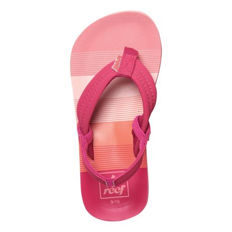 46284cf12f58 Reef Girls  Little Ahi Flip Flops