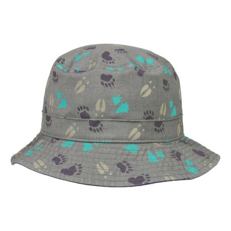 4a2567bd8 Cabela's Canada Toddlers' Paw Print Bucket Hat