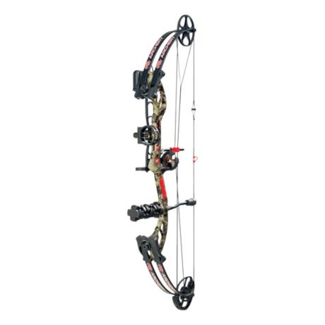 PSE Stinger™ X RTS Mossy Oak® Break-Up Country™ Package | Cabela's Canada