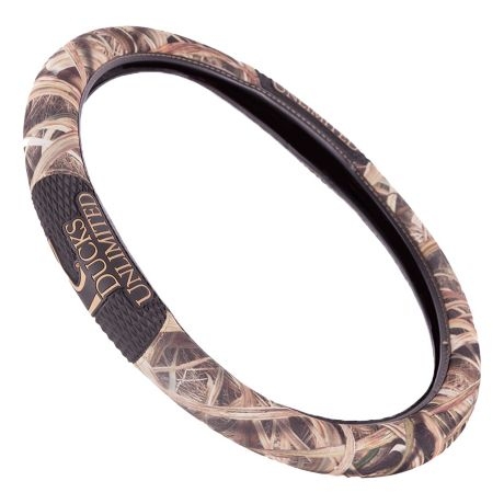 Ducks Unlimited 2-Grip Steering Wheel Cover