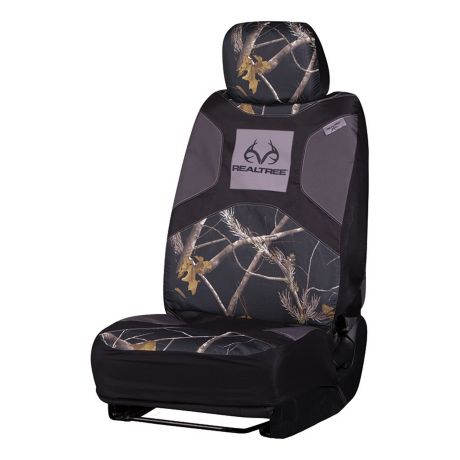 Realtree Outdoors Low Back Seat Cover