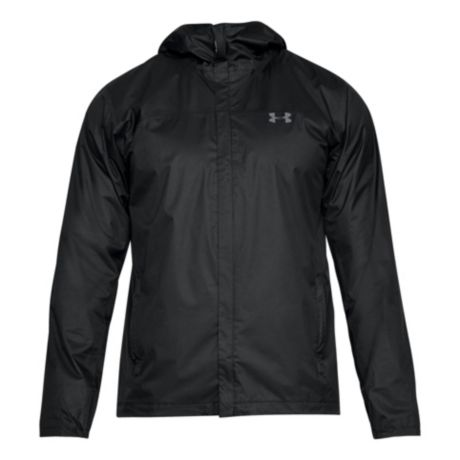 Under Armour® Bora Jacket - Black/Graphite