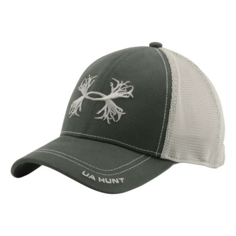 342135d6824 Under Armour® Antler Mesh Cap - Combat Green