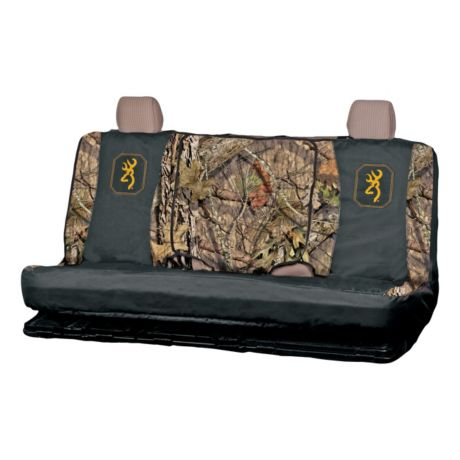 SPG Browning® Full Size Bench Seat Cover - Mossy Oak® Break-Up Country™ Browning®