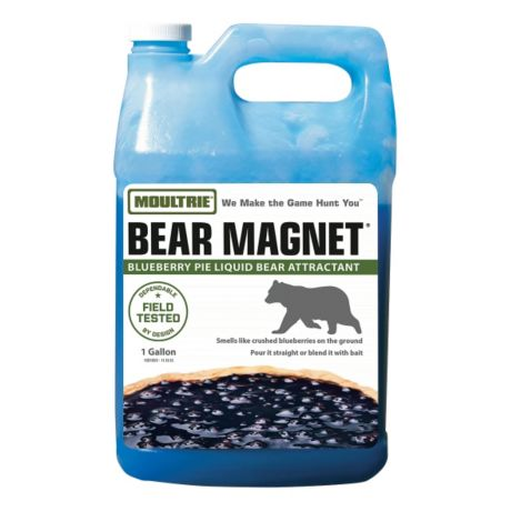 Moultrie Bear Magnet® Liquid Bear Attractant - Blueberry Pie