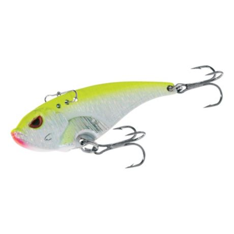 Cabela's Mean Eye Blade Bait - Chartreuse/Silver