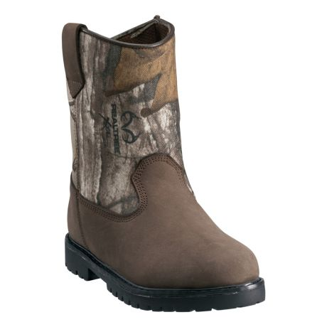 Herter's Youth Waterproof Side-Zipper Hunting Boots