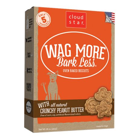 Wag More Bark Less Oven Baked Dog Biscuits | Cabela's Canada