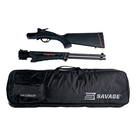 Savage® Model 42 Combination Takedown .22 LR Rifle/.410 Shotgun - Included Carrying Case