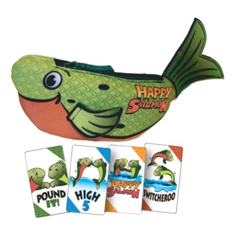 North Star Games™ Happy Salmon Card Game